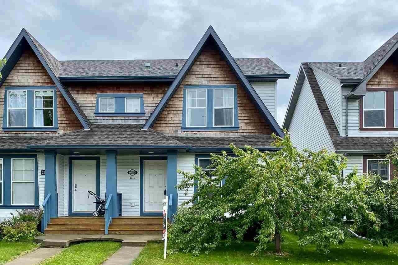 Townhouse for sale at 21021 60 Av NW Edmonton Alberta - MLS: E4205761