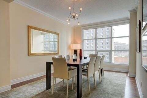Apartment for rent at 100 Hayden St Unit 2103 Toronto Ontario - MLS: C4937245