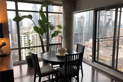 Apartment for rent at 22 Wellesley St Unit 2103 Toronto Ontario - MLS: C4666000