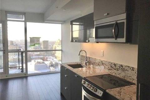 Home for sale at 290 Adelaide St W St Unit 2103 Toronto Ontario - MLS: C4730052