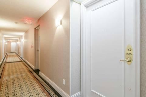 Apartment for rent at 35 Kingsbridge Garden Circ Unit 2103 Mississauga Ontario - MLS: W4543184