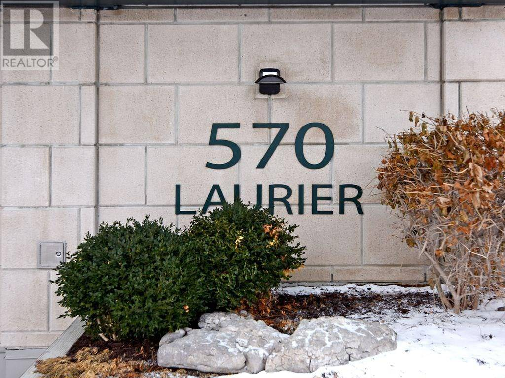 Condo for sale at 570 Laurier Ave W Unit 2103 Ottawa Ontario - MLS: 1179750
