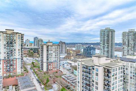 Condo for sale at 850 Royal Ave Unit 2103 New Westminster British Columbia - MLS: R2444225