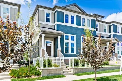 Townhouse for sale at 2103 Evanston Sq Northwest Calgary Alberta - MLS: C4258212