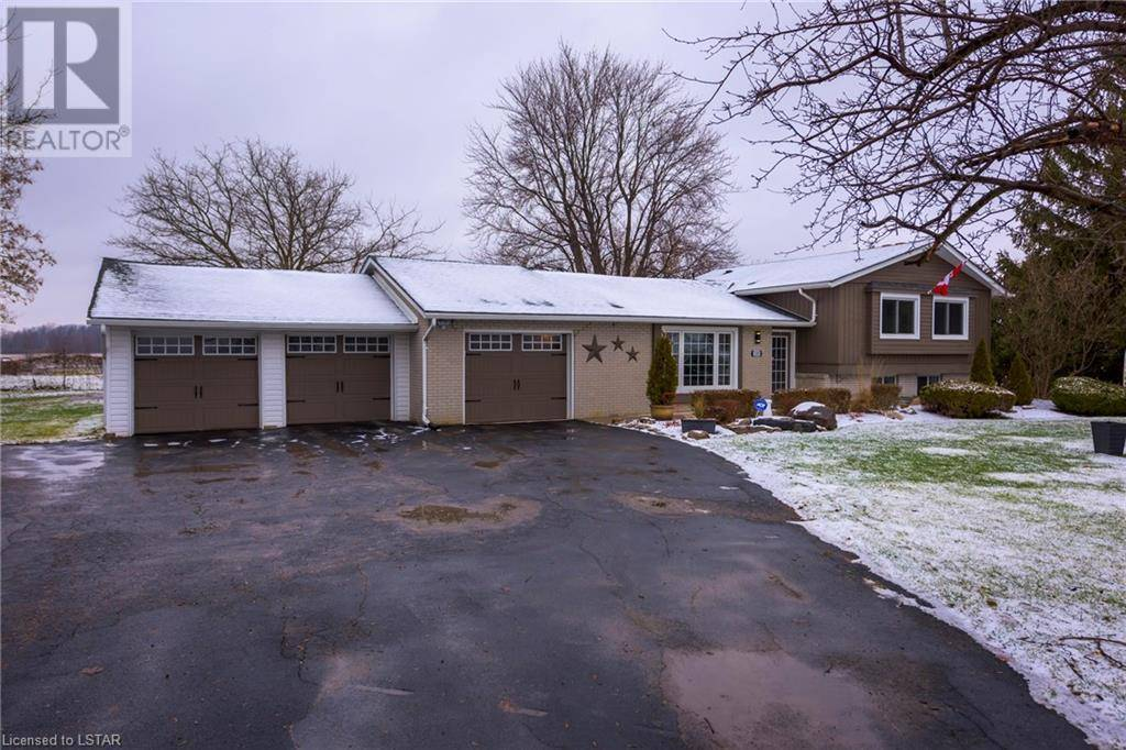 House for sale at 2103 Fanshawe Park Rd West London Ontario - MLS: 244372