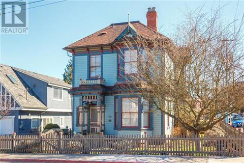 Townhouse for sale at 2103 Fernwood Rd Victoria British Columbia - MLS: 407524