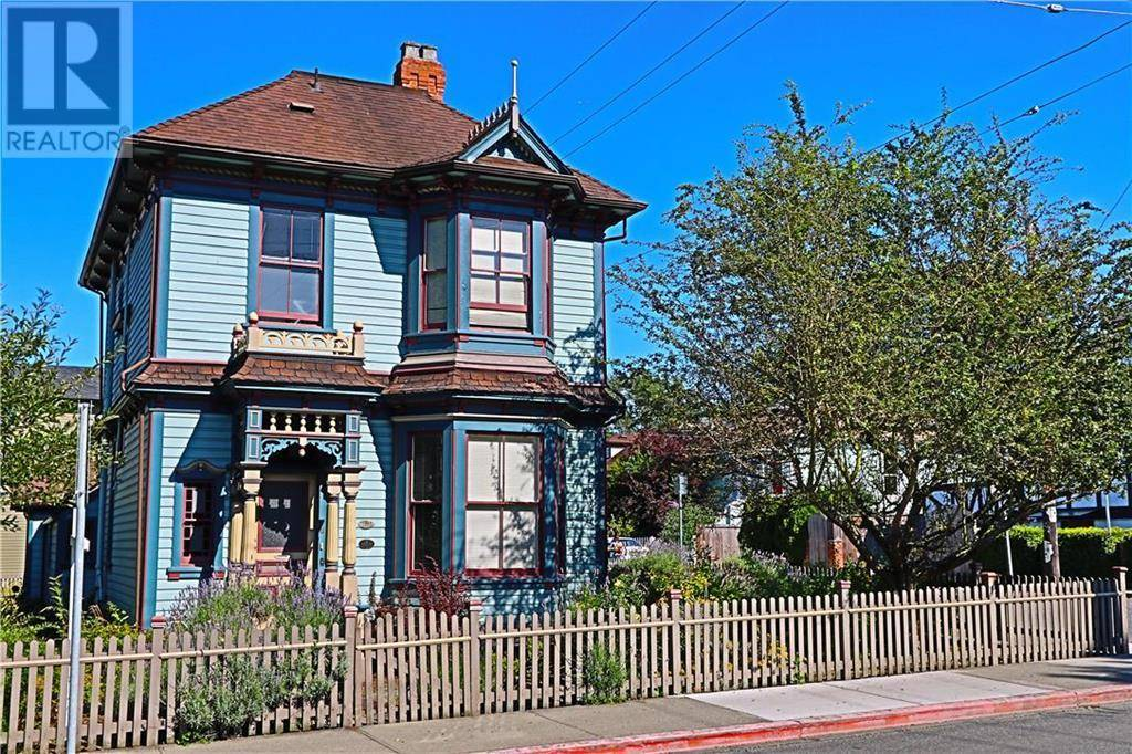 Townhouse for sale at 2103 Fernwood Rd Victoria British Columbia - MLS: 413197