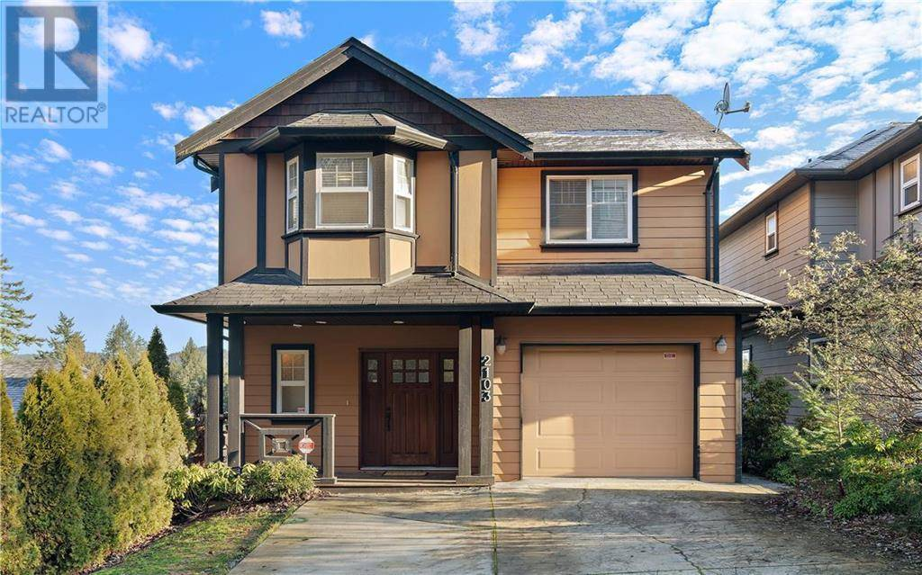 House for sale at 2103 Longspur Dr Victoria British Columbia - MLS: 420116