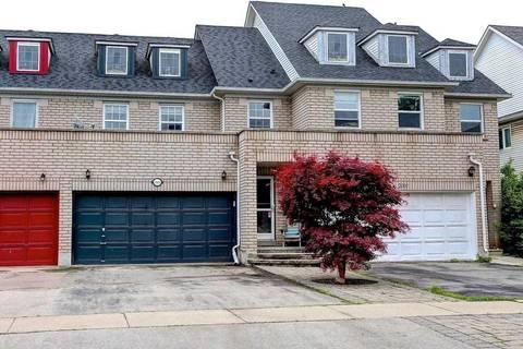 Townhouse for sale at 2103 White Dove Circ Oakville Ontario - MLS: W4481631