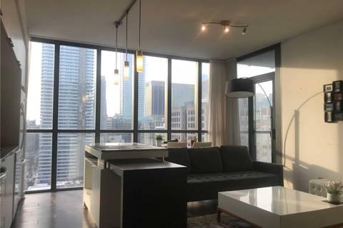 Apartment for rent at 110 Charles St Unit 2104 Toronto Ontario - MLS: C4653657