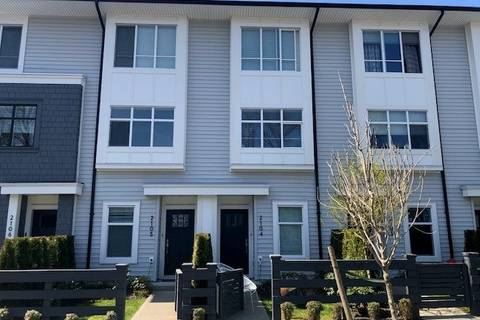Townhouse for sale at 18530 Laurensen Pl Unit 2104 Surrey British Columbia - MLS: R2449713