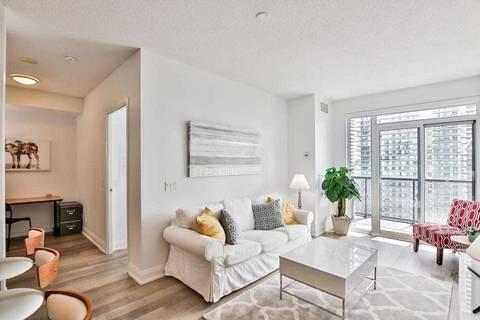 Apartment for rent at 56 Annie Craig Dr Unit 2104 Toronto Ontario - MLS: W4554327