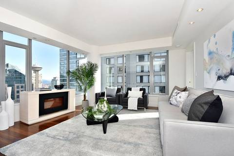 Condo for sale at 667 Howe St Unit 2104 Vancouver British Columbia - MLS: R2343230