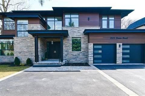 House for sale at 2104 Devon Rd Oakville Ontario - MLS: W4407787