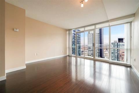 Apartment for rent at 11 Brunel Ct Unit 2105 Toronto Ontario - MLS: C4525769