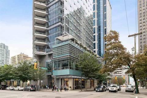 Condo for sale at 1111 Alberni St Unit 2105 Vancouver British Columbia - MLS: R2401651
