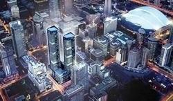 Condo for sale at 355 King St Unit 2105 Toronto Ontario - MLS: C4643679