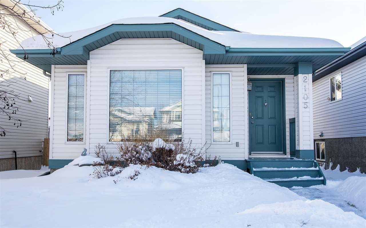 House for sale at 2105 36 Ave Nw Edmonton Alberta - MLS: E4188029