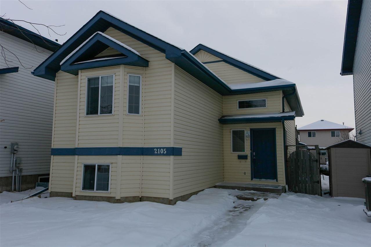 House for sale at 2105 37 Av NW Edmonton Alberta - MLS: E4219858