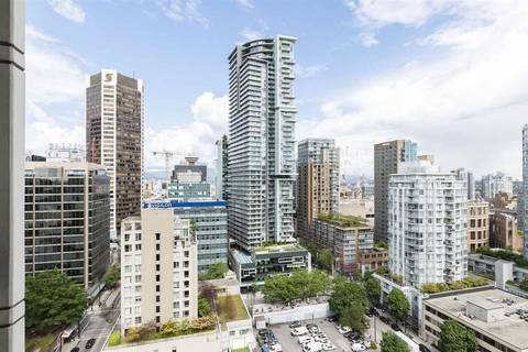 Condo for sale at 565 Smithe St Unit 2105 Vancouver British Columbia - MLS: R2372426