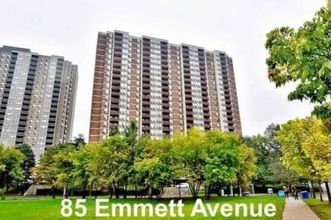 Condo for sale at 85 Emmett Ave Unit 2105 Toronto Ontario - MLS: W4408267