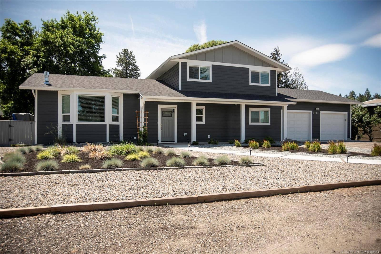House for sale at 2105 Diamond Rd Kelowna British Columbia - MLS: 10185184