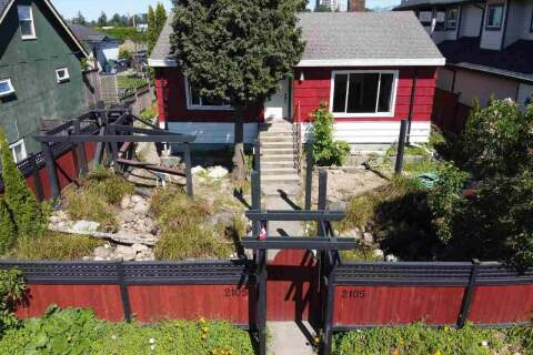 House for sale at 2105 Ninth Ave New Westminster British Columbia - MLS: R2460338