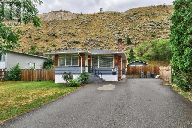 House for sale at 2105 Valleyview Dr Kamloops British Columbia - MLS: 158743