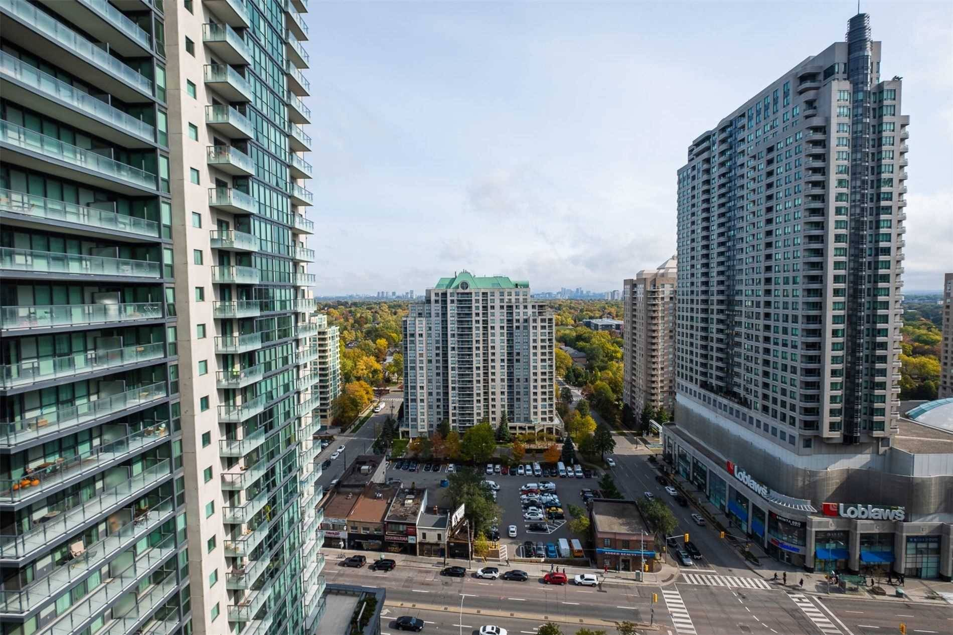 Condo for sale at 5162 Yonge St Unit 2106 Toronto Ontario - MLS: C4613250