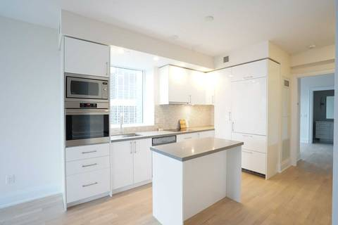 Apartment for rent at 88 Cumberland St Unit 2106 Toronto Ontario - MLS: C4720941