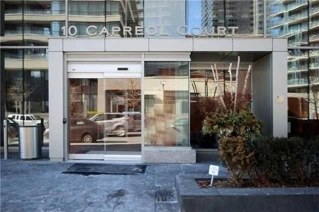 Apartment for rent at 10 Capreol Ct Unit 2107 Toronto Ontario - MLS: C4673985