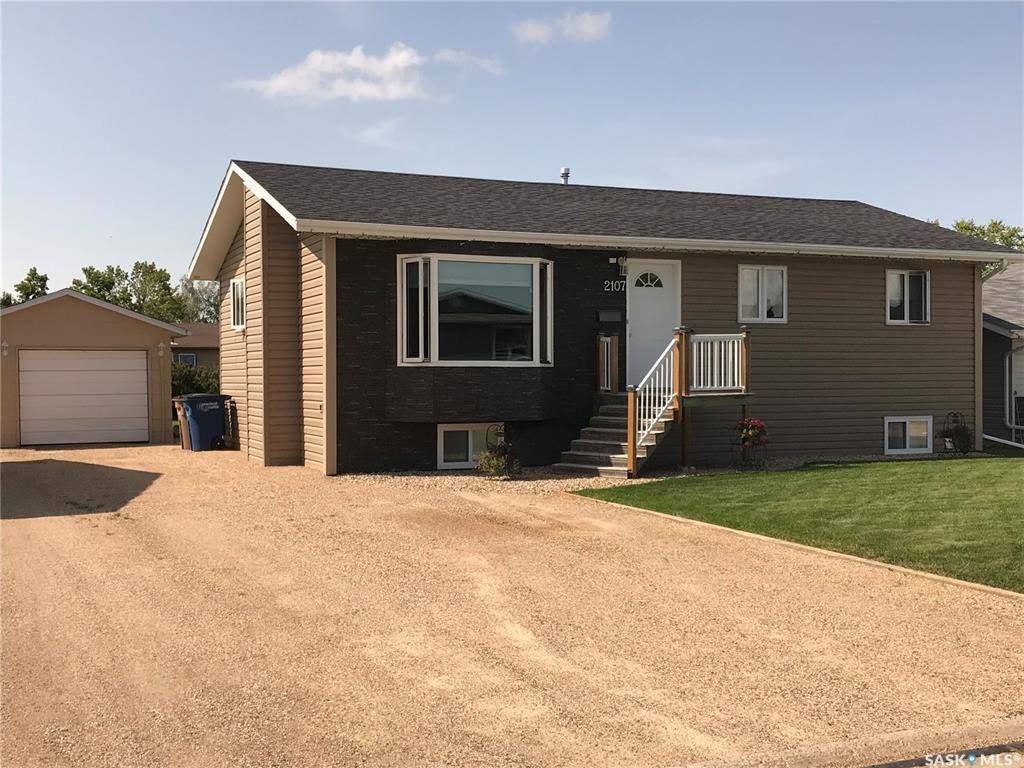 House for sale at 2107 100a St Tisdale Saskatchewan - MLS: SK783780