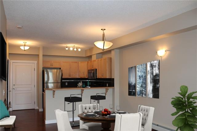 For Sale: 2107 - 211 Aspen Stone Boulevard Southwest, Calgary, AB | 1 Bed, 1 Bath Condo for $237,500. See 20 photos!