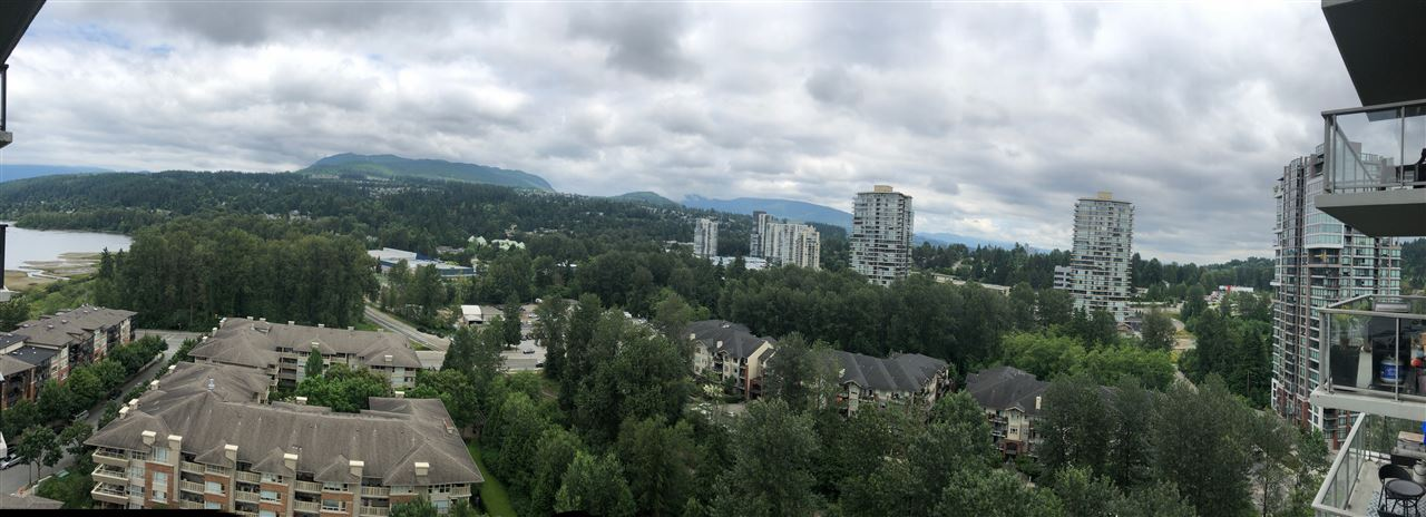For Sale: 2107 - 660 Nootka Way, Port Moody, BC   2 Bed, 2 Bath Condo for $638,000. See 17 photos!