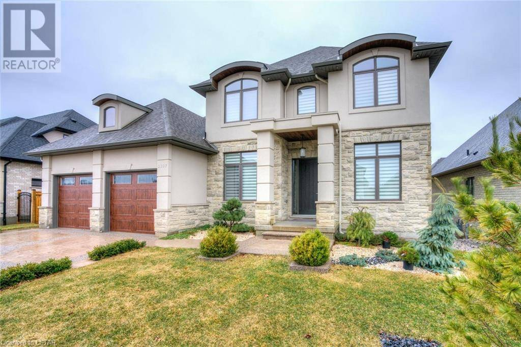 House for sale at 2107 Callingham Dr London Ontario - MLS: 252564
