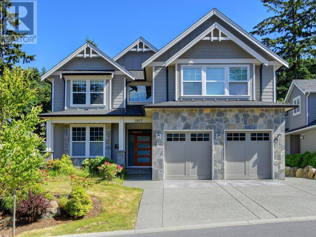 House for sale at 2107 Champions Wy Victoria British Columbia - MLS: 414659