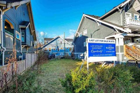 Residential property for sale at 2107 Macdonald St Vancouver British Columbia - MLS: R2425616