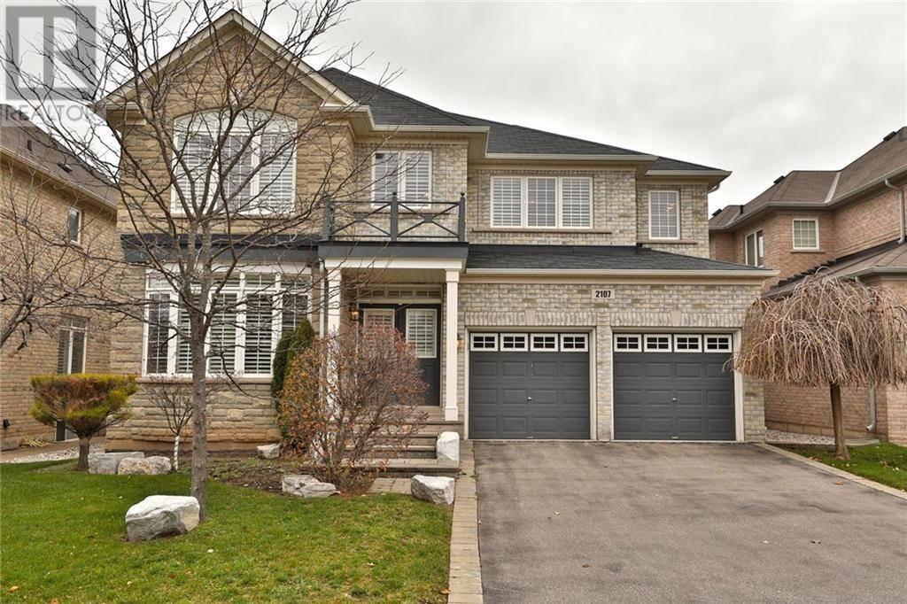 House for sale at 2107 Wildfel Wy Halton Ontario - MLS: 30780659