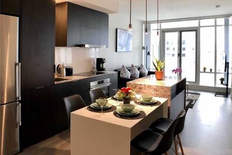 Apartment for rent at 1 Bloor St Unit 2108 Toronto Ontario - MLS: C4650814