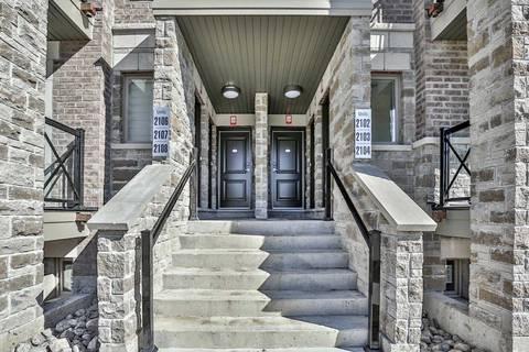 Condo for sale at 2 Westmeath Ln Unit 2108 Markham Ontario - MLS: N4614188