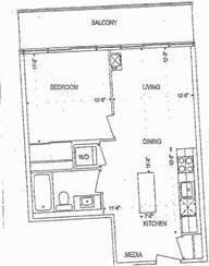 Condo for sale at 200 Bloor St Unit 2108 Toronto Ontario - MLS: C4528704
