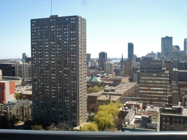 For Rent: 2108 - 21 Carlton Street, Toronto, ON | 0 Bed, 1 Bath Condo for $2,099. See 11 photos!
