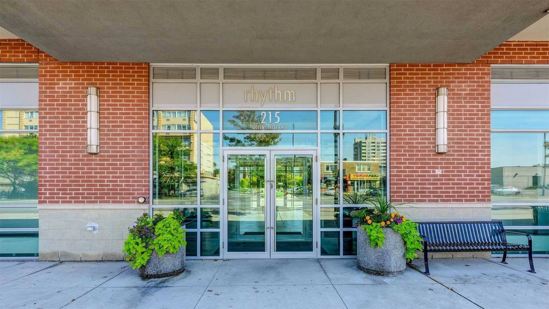 Condo for sale at 215 Queen St Unit 2108 Brampton Ontario - MLS: W4624253