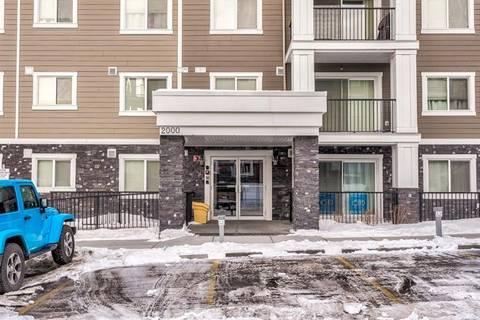 Condo for sale at 450 Sage Valley Dr Northwest Unit 2108 Calgary Alberta - MLS: C4232246