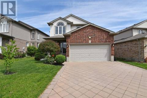 House for sale at 2108 Blackwater Rd London Ontario - MLS: 203393