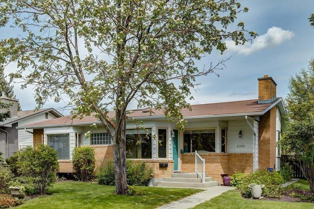 House for sale at 2108 Uralta Rd NW University Heights, Calgary Alberta - MLS: C4300879