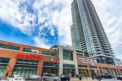 Apartment for rent at 2220 Lake Shore Blvd Unit 2109 Toronto Ontario - MLS: W4509063