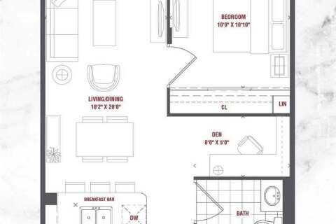 Condo for sale at 349 Rathburn Rd Unit 2109 Mississauga Ontario - MLS: W4929016