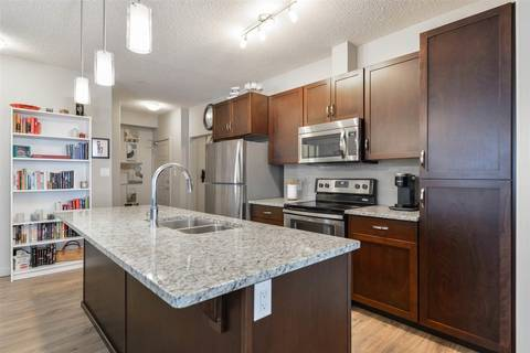 Condo for sale at 1004 Rosenthal Blvd Nw Unit 211 Edmonton Alberta - MLS: E4190012