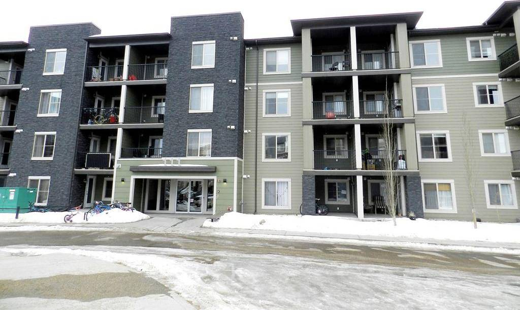 Condo for sale at 111 Watt Common Sw Unit 211 Edmonton Alberta - MLS: E4189954